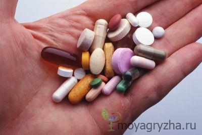 Консервативные препараты