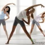 Делаем физические упражнения