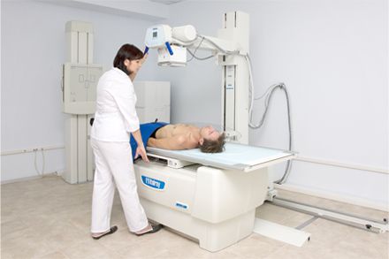 Рентгенография желчного пузыря
