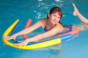 Плавание при миоме матки