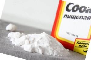 Риск использования соды влечении рака